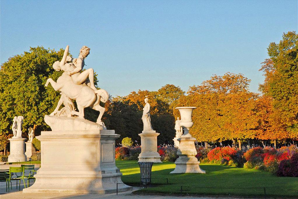 Visiter le Jardin des Tuileries - Horaires, tarifs, prix, accès