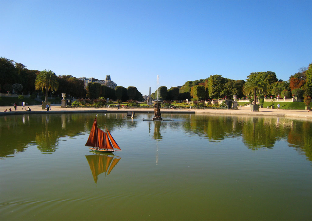Visiter le Jardin du Luxembourg - Horaires, tarifs, prix, accès