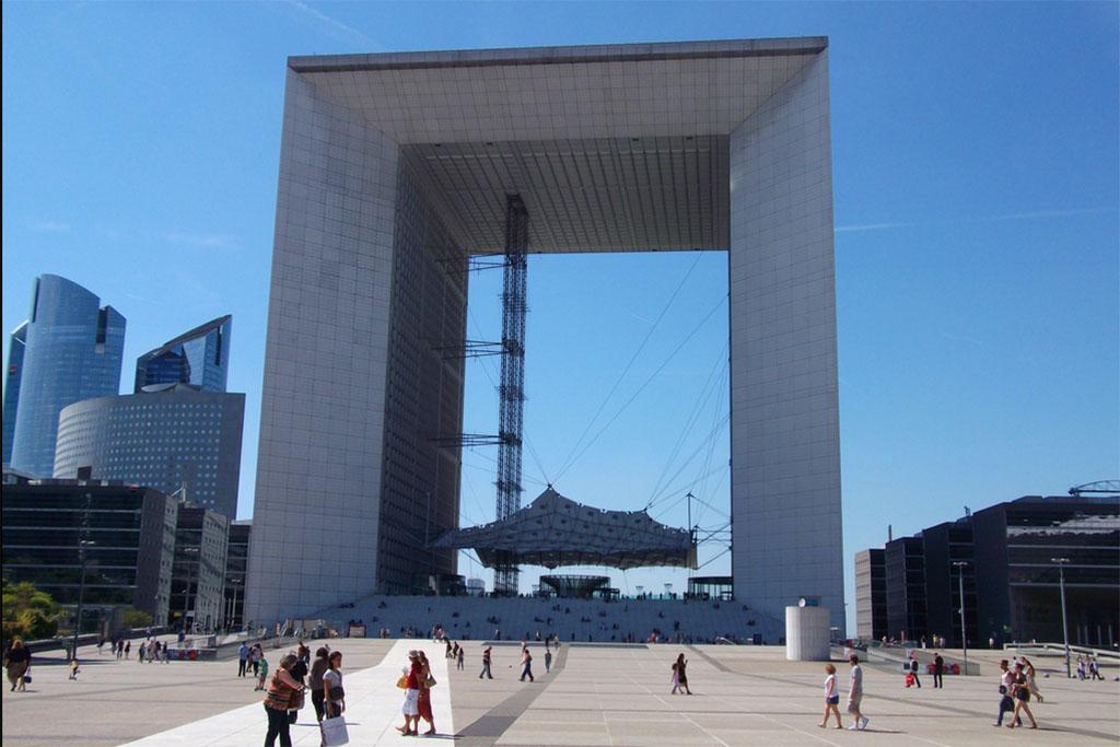 Arche De La Dfense
