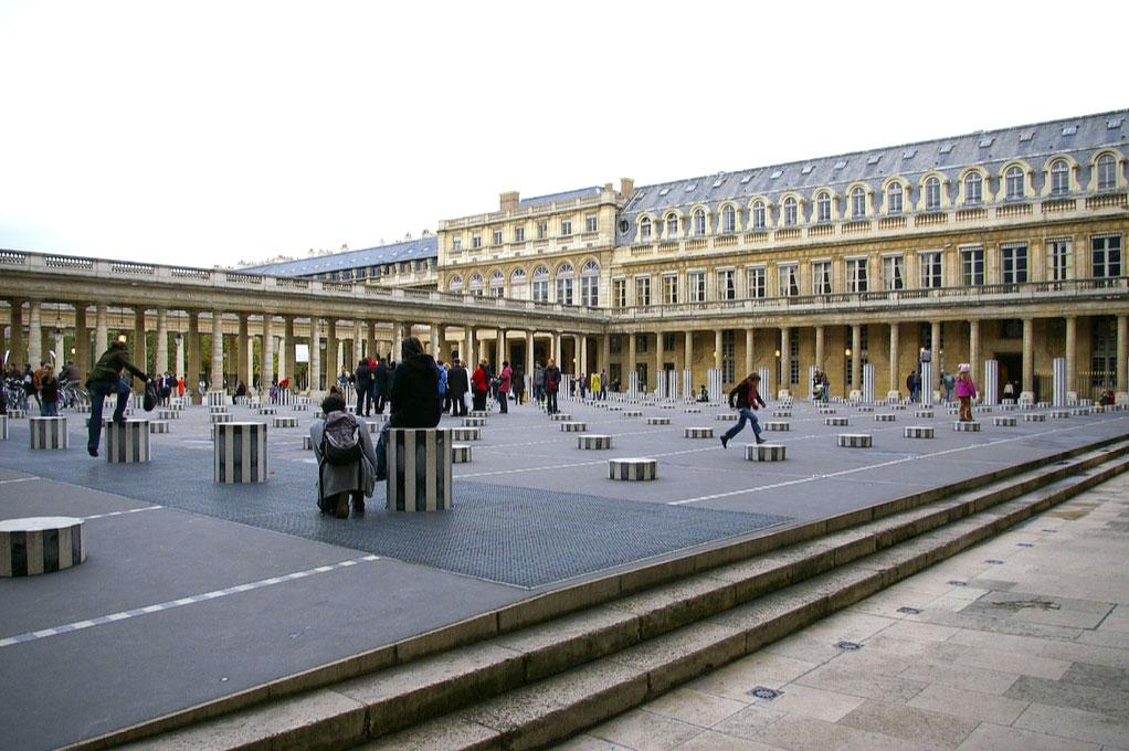 Serge lutens - Salon de the palais royal ...